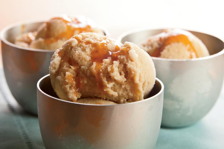 Sorghum Ice Cream