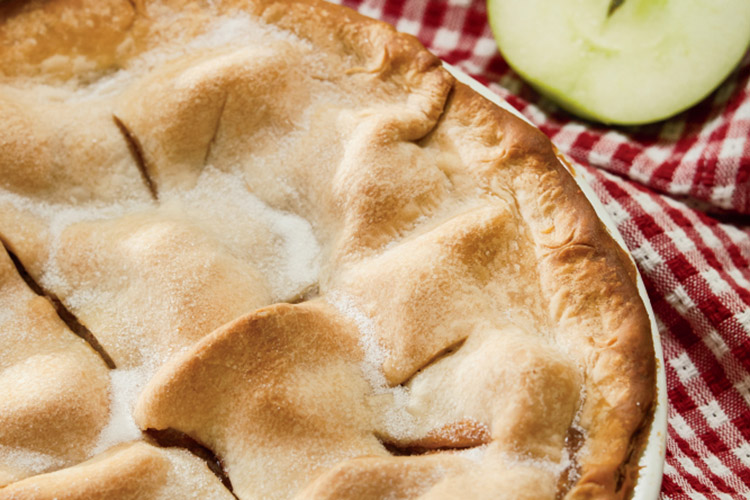 Green Apple Pie Recipe