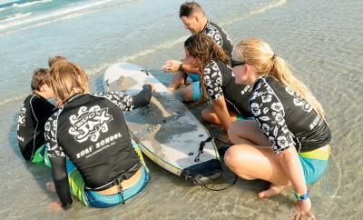 Indo Jax Surf Camp