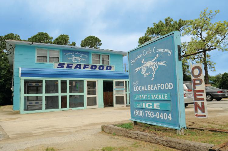 N.C. seafood