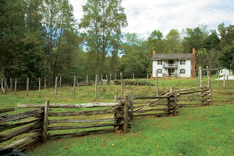 Horne Creek Farm