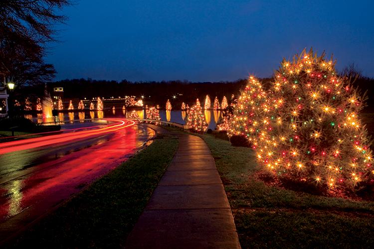 Mcadenville Nc Christmas Lights