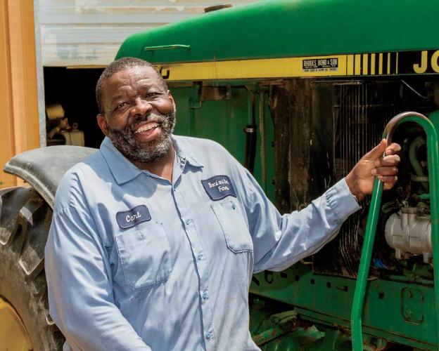 Ask a farmer - Carl Bonds