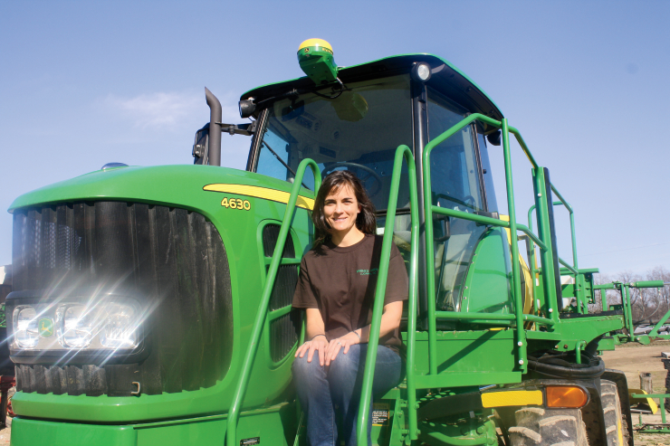 Ask A Farmer - Heather Barnes