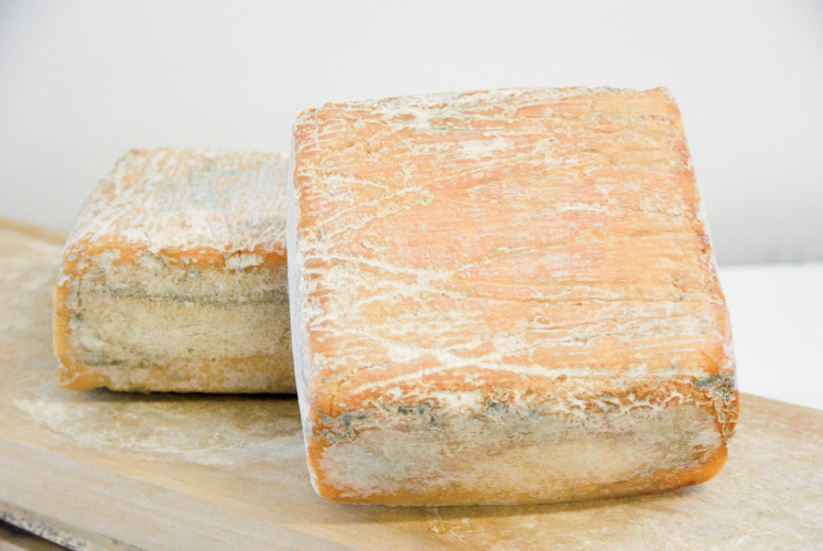 Fading D Farms Water Buffalo Cheese - Sapore