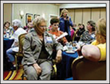 WMore than 100 women from across the state recently attended the 2009 North Carolina Farm Bureau Women's Conference.