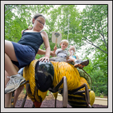 All A BUZZ at the North Carolina Zoo
