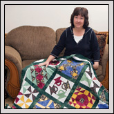 For Bailey, as well as many other families, quilting is a craft that spans generations.