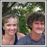 Hyde County Farm Bureau members Bob and Jane Chestnutt