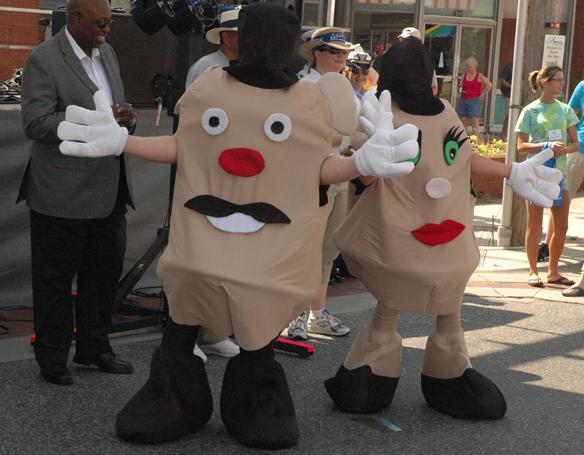 Elizabeth City Potato Festival