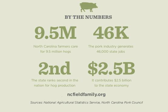 NC Pork Infographic