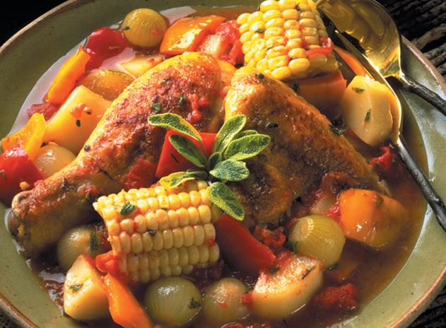 chicken brunswick stew recipe