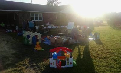Sampson County Endless Yard Sale