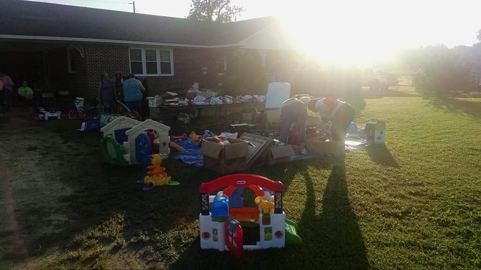 Sampson County Endless Yard Sale