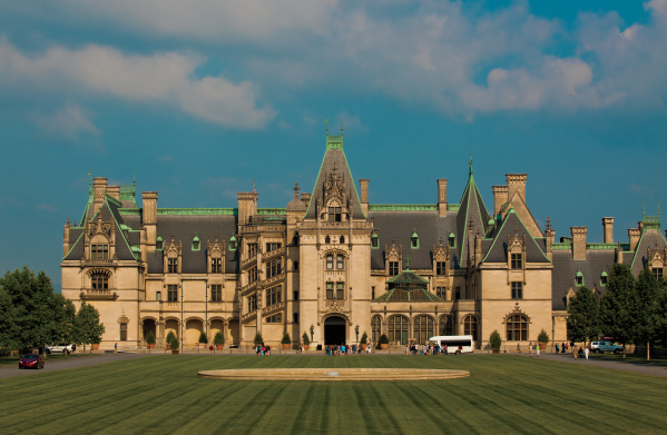 How many bedrooms are in the biltmore house www for Is biltmore estate haunted