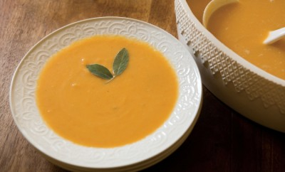 Autumn Vegetable Soup recipe