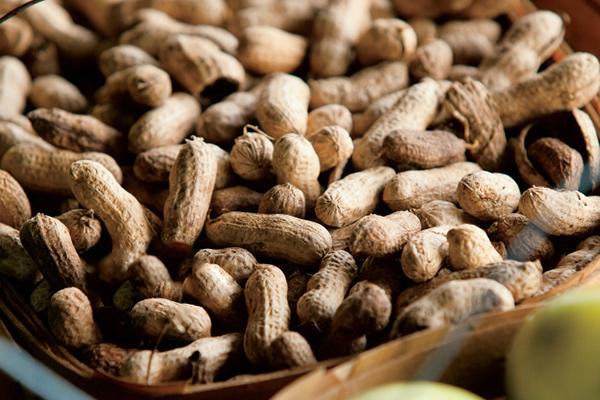 N.C. peanuts