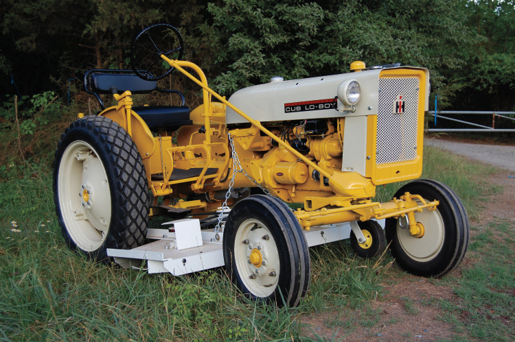 Angel Tractor