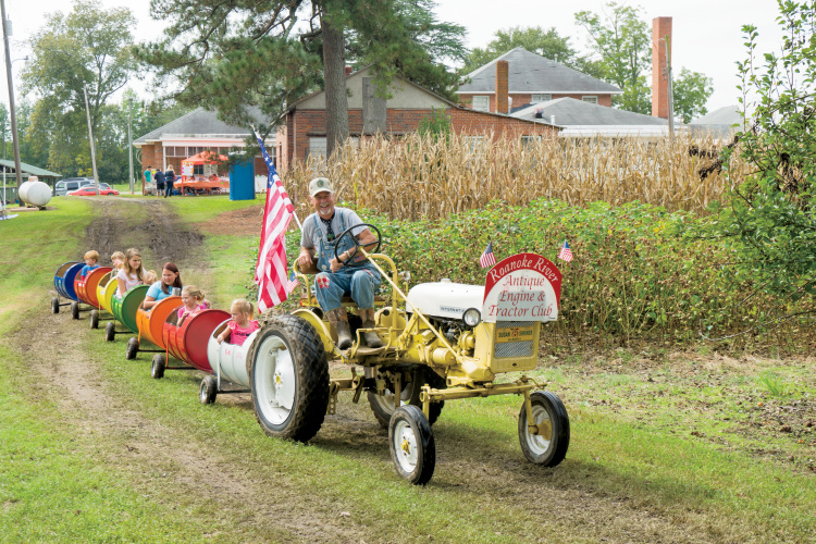 Halifax County Harvest Days