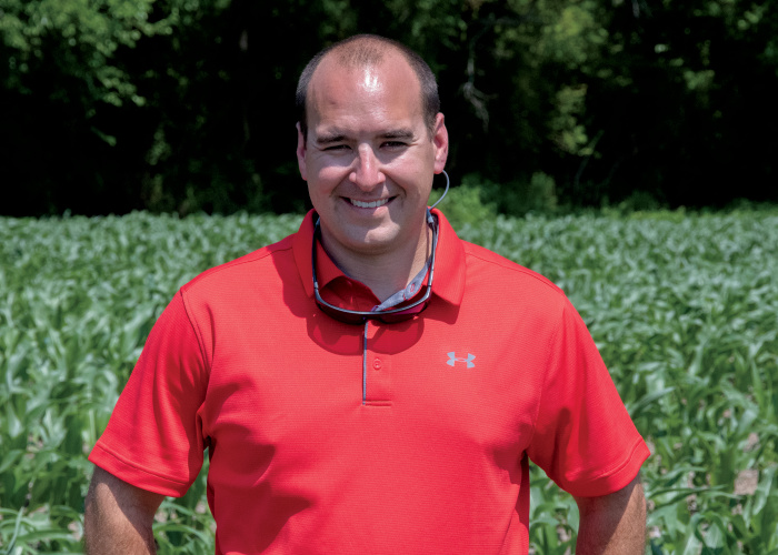 Ask a Farmer: Corey Cox