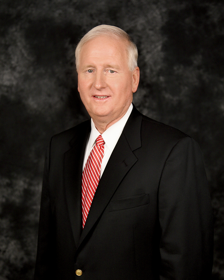 Larry Wooten is the President of North Carolina Farm Bureau