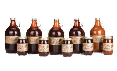 Old Mule Sauce