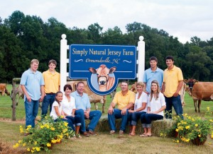 Simply Natural Dairy; North Carolina agritourism destinations
