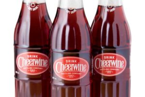 North Carolina drinks; Cheerwine