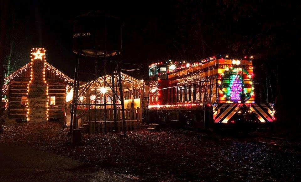 Denton Country Christmas Train