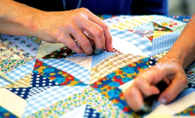Quilting Studio in North Carolina