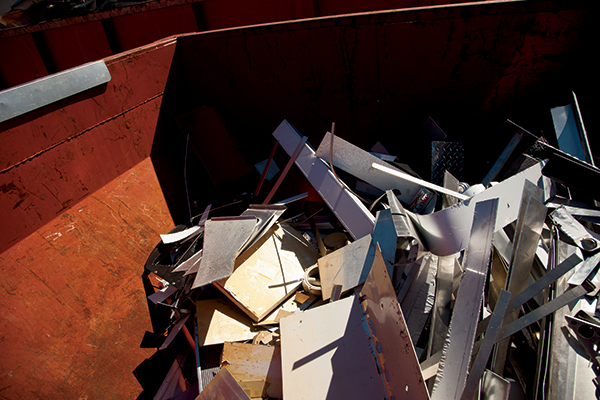 scrap metal theft