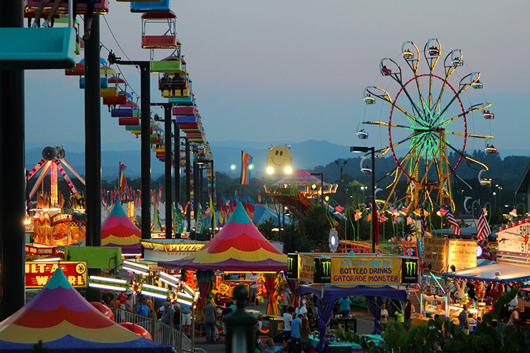 N.C. Mountain State Fair