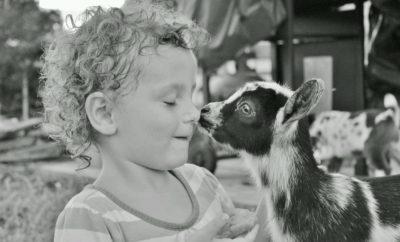 NC Field Family Photo Contest - Farm Families Second