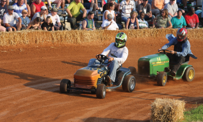 Lawn Mower Racing in North Carolina