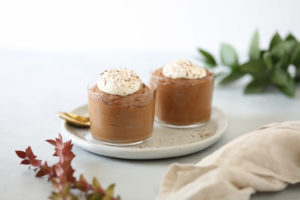 coffee recipes; mocha mousse