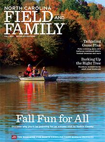 NC Field and Family Fall 2017
