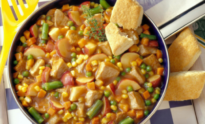 Country Pork Skillet Recipe