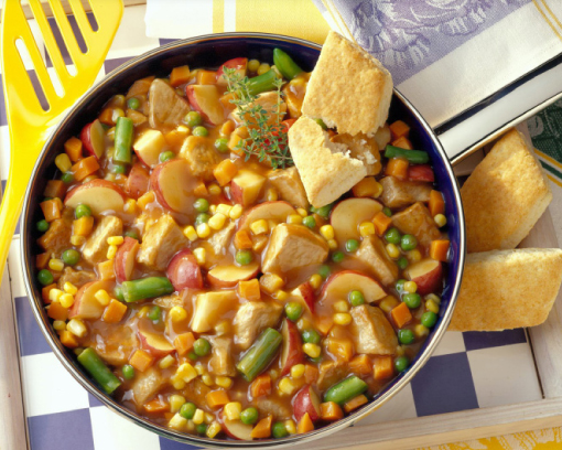 Country Pork Skillet Recipe