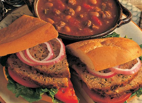 Santa Fe Meat Loaf Recipe