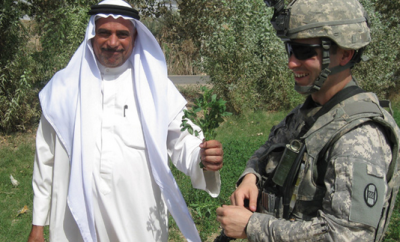 North Carolina Farmers in Iraq