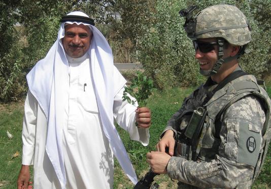 North Carolina Farmers in Iraq