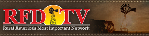 RFD-TV Logo - NC Farm Bureau Magazine TV Show