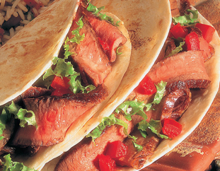 beef steak tacos recipe