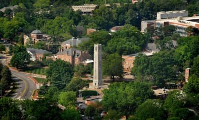 North Carolina State University Anniversary
