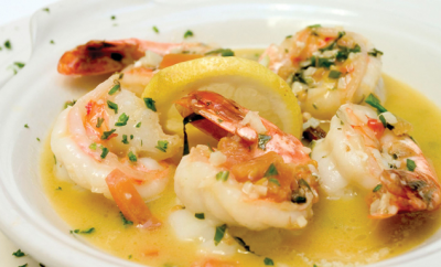 freshwater prawn scampi recipe