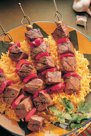 grilled kabobs recipe