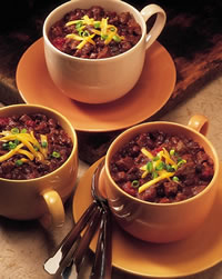 black bean chili NC Farm Bureau