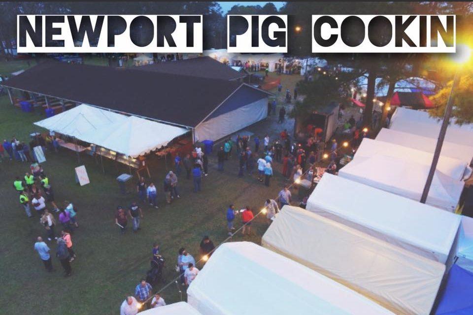 newport pig cookin