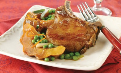 Autumn Pork Chops