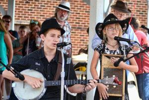 Franklin Area Folk Festival